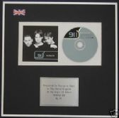 911  -  CD Album Award - MOVING ON